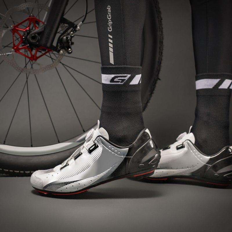Image of GripGrab Spring/Fall Midseason Sock - Black