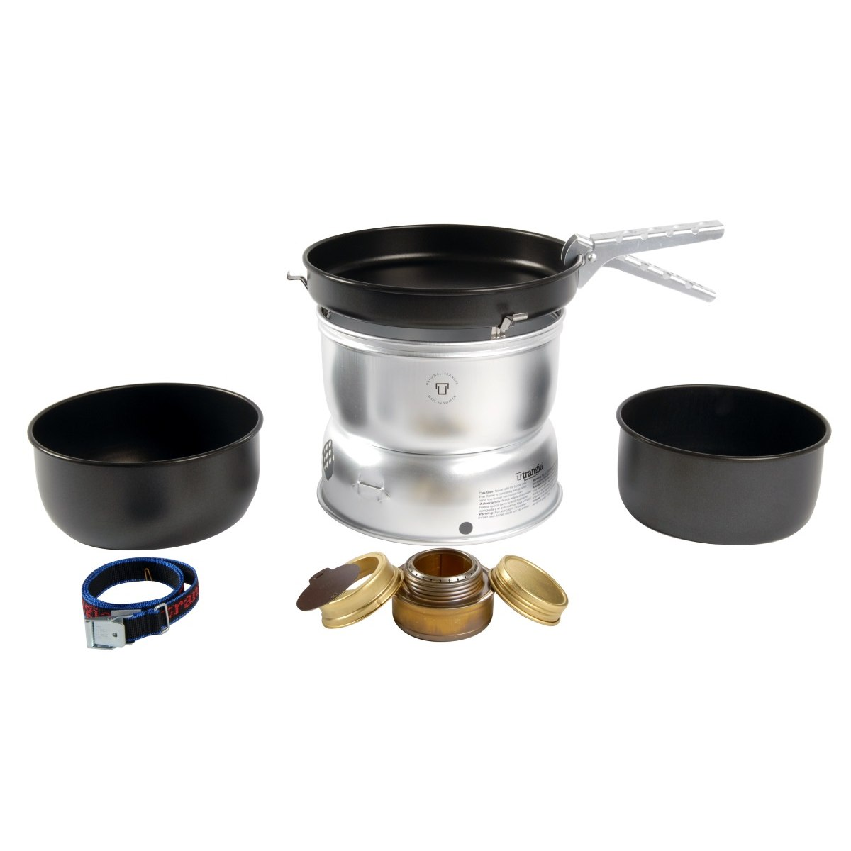 Trangia Storm Cooker 25-5 UL - Stove System with Non-Stick Pans