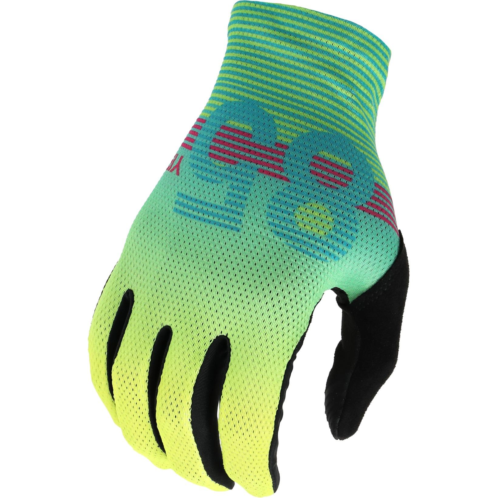 Yeti Cycles Enduro Gloves - Lime