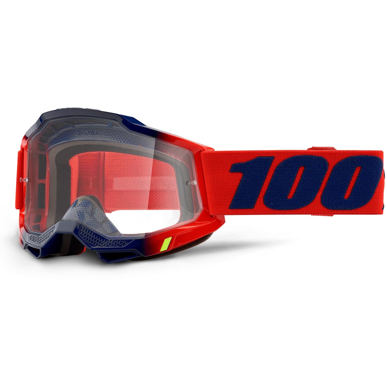 Imagen de 100% Accuri 2 Goggle Clear Lens Gafas - Kearny