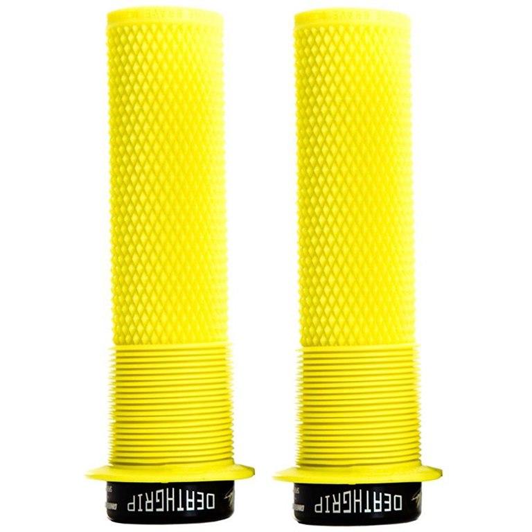 DMR Brendog Deathgrip - Thick - Soft - fluro yellow