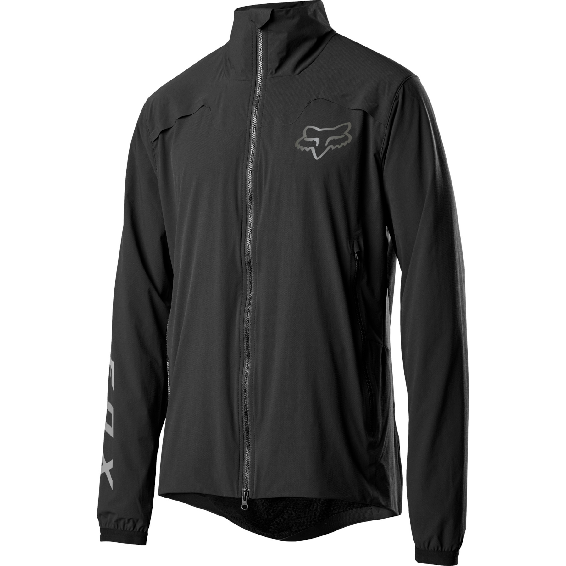 FOX Flexair Pro Fire Alpha MTB Jacket - black
