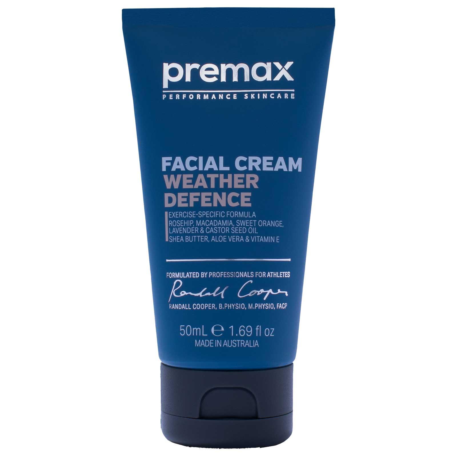Produktbild von Premax Weather Defence Facial Cream - Gesichtscreme - 50ml