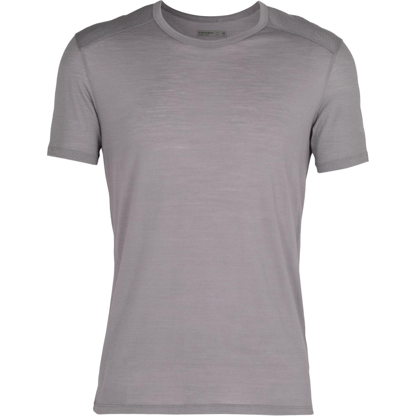 Produktbild von Icebreaker Amplify Crewe Herren T-Shirt - Slate