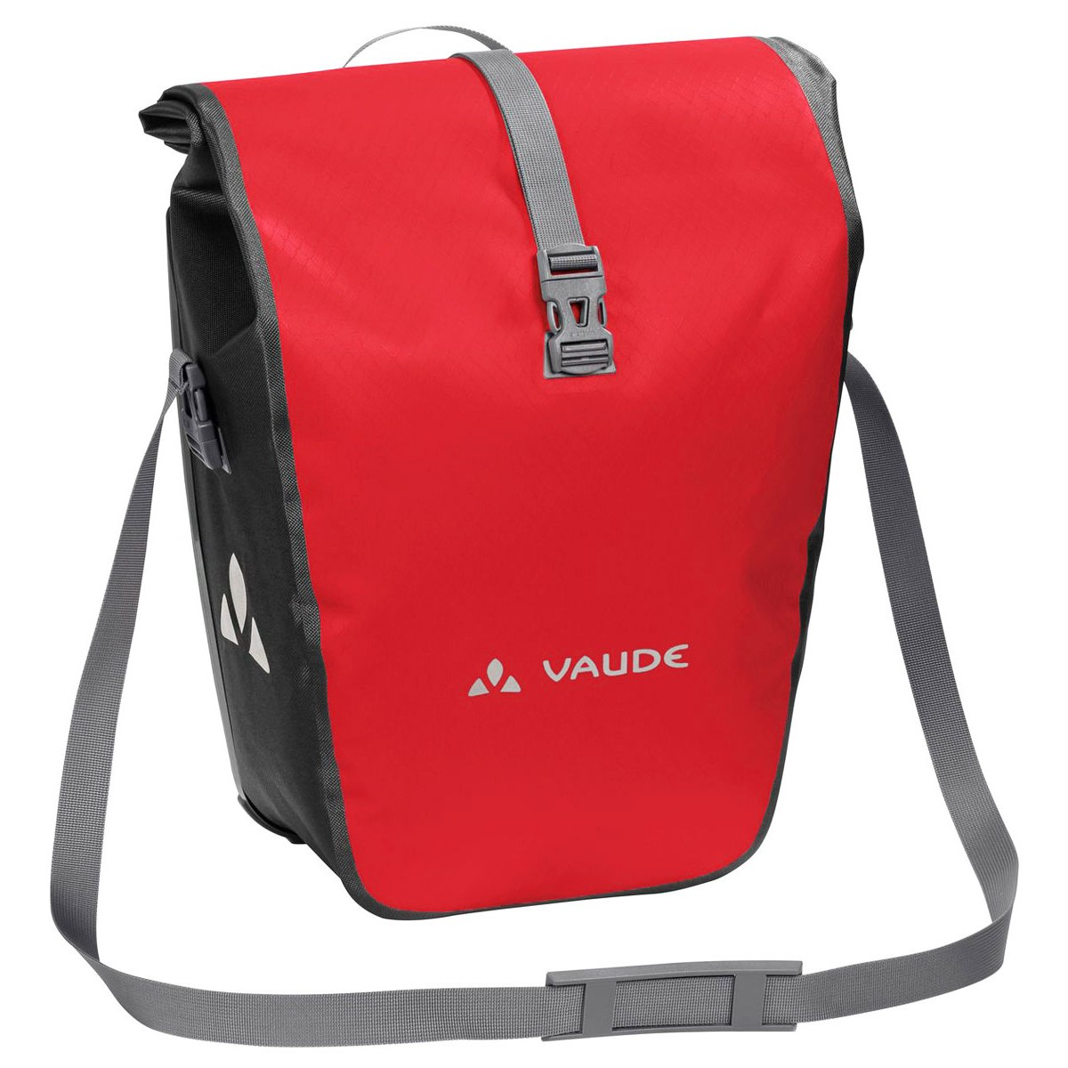 Vaude Aqua Back Single Fahrradtasche (1 Stück) - rot