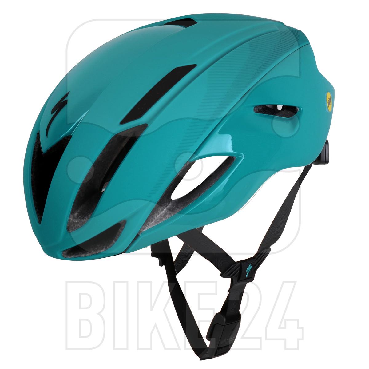 Specialized S-Works Evade II MIPS Helmet - Aqua