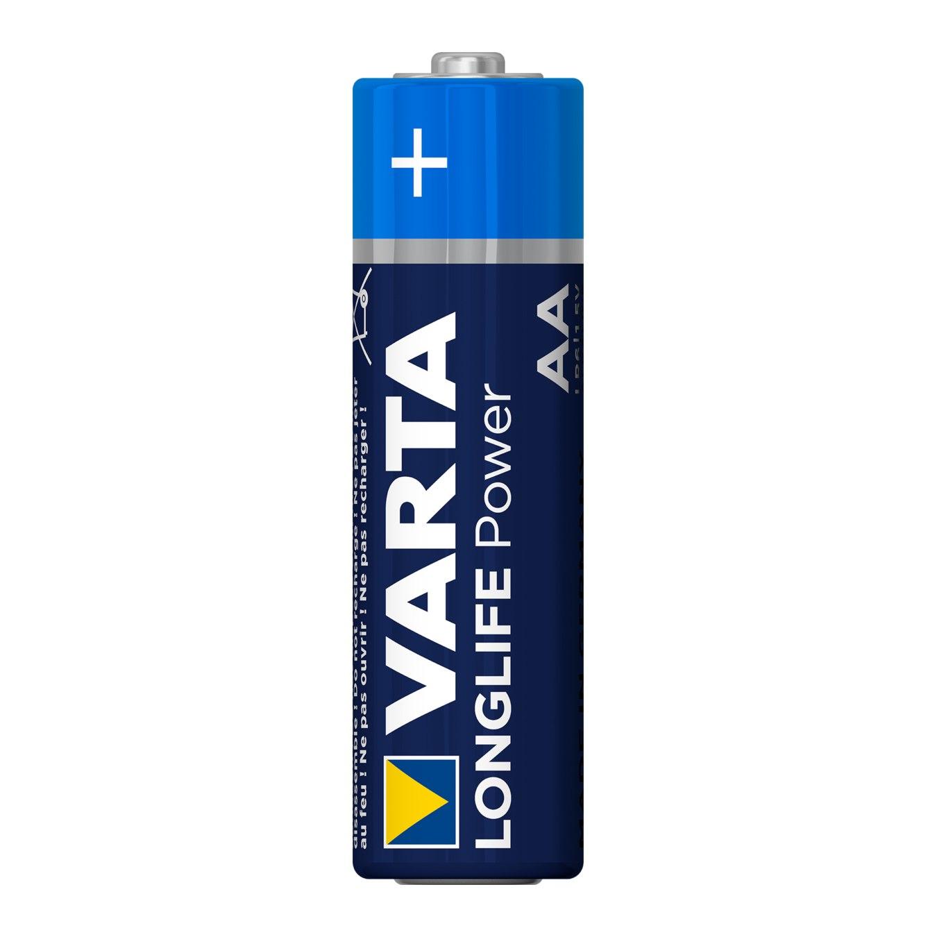 Varta Batterie Typ AA / LR6