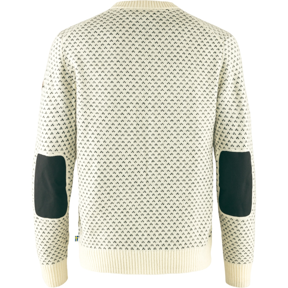 Image of Fjällräven Övik Nordic Sweater - chalk white