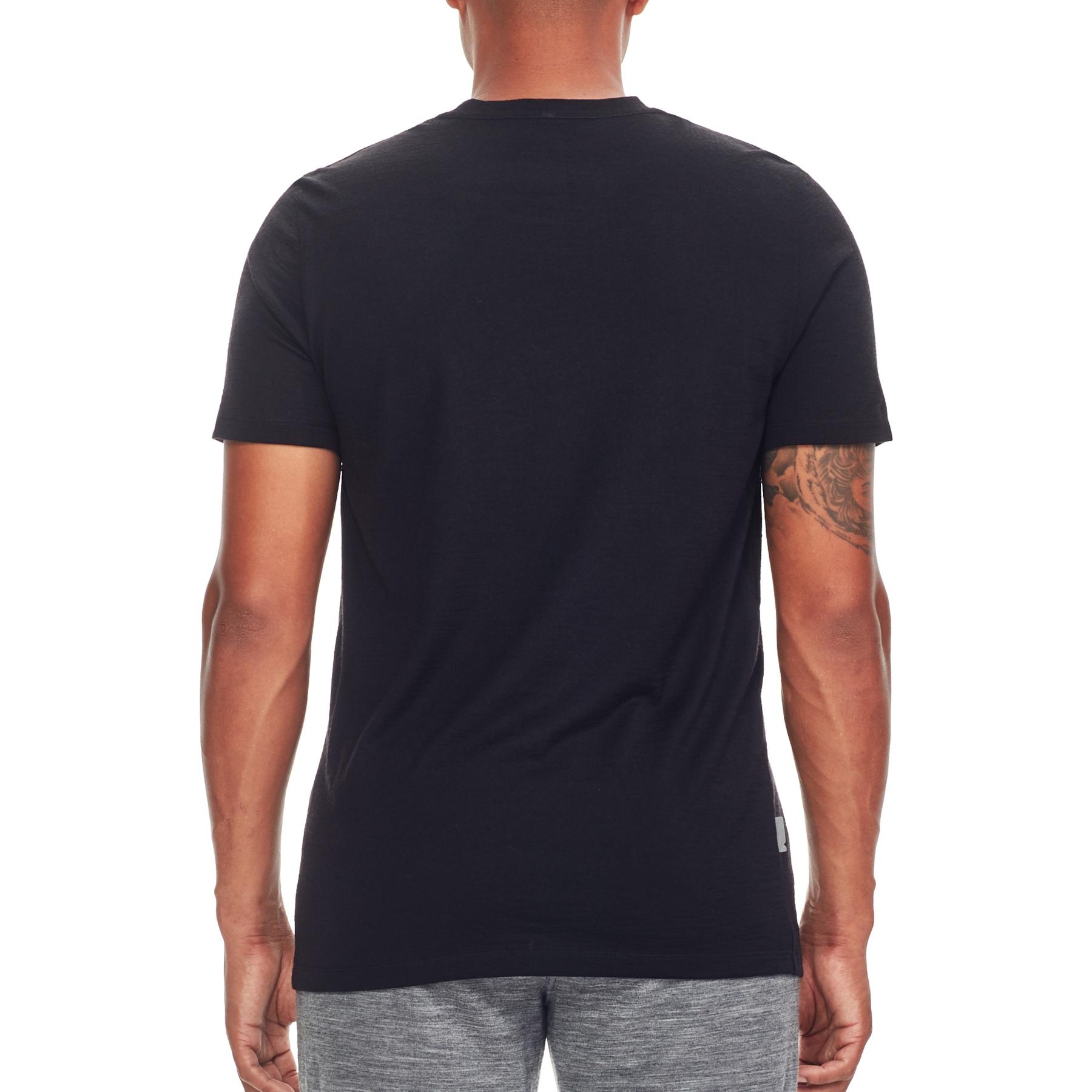 Bild von Icebreaker Tech Lite Crewe Herren T-Shirt - Coyote