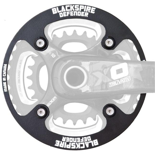 Image of Blackspire Defender Bashguard - 120 BCD for SRAM / Truvativ