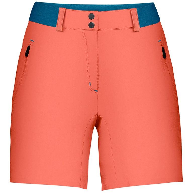 Vaude Women's Scopi LW Shorts II - pink canary