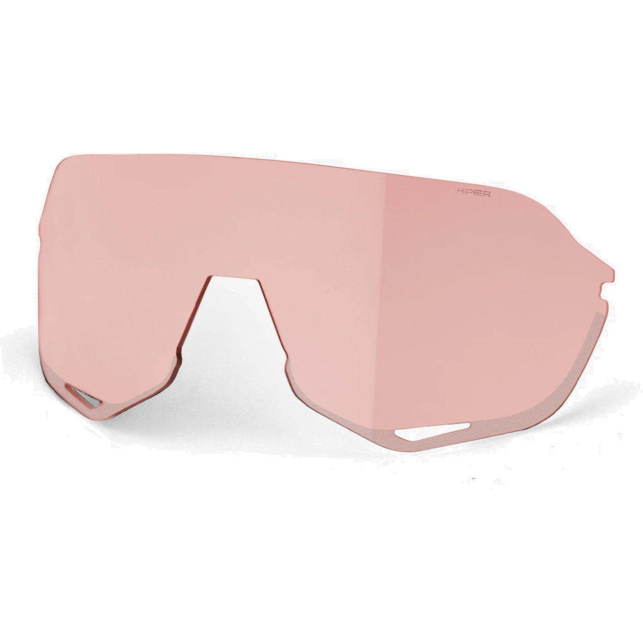 100% S2 HiPER Mirror Replacement Lens - Coral
