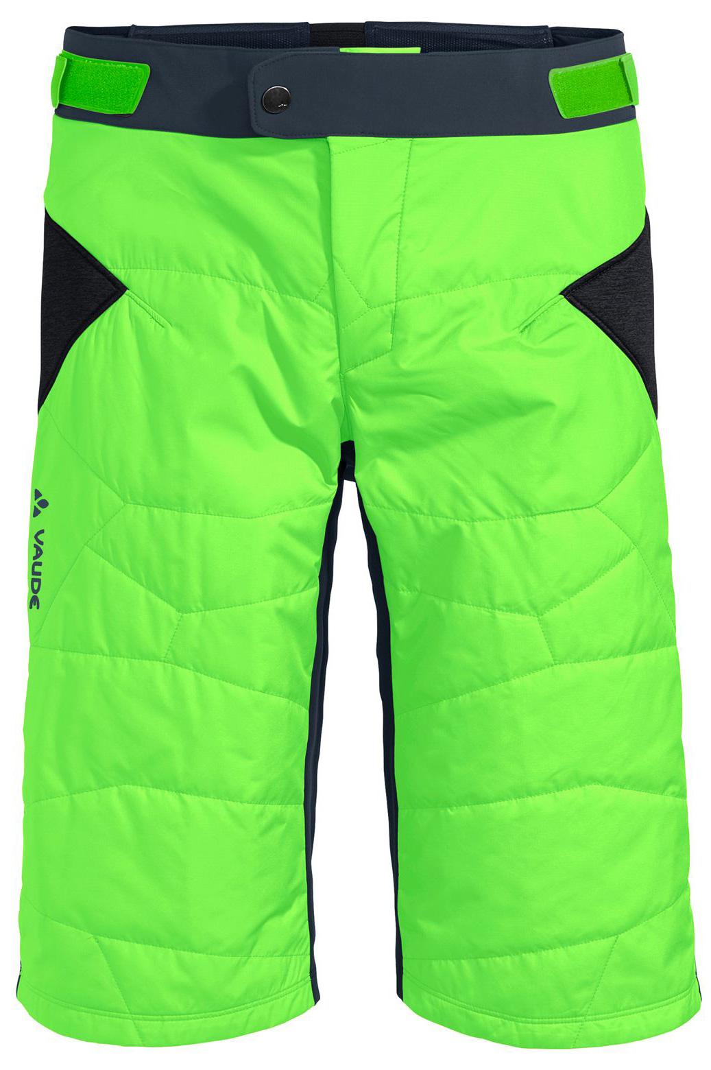 Vaude Minaki Shorts III Unisex Hose - vibrant green