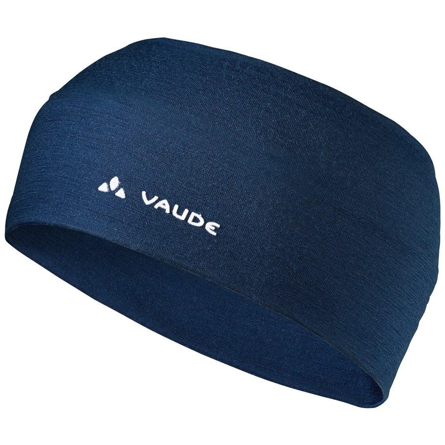 Vaude Cassons Merino Headband Stirnband - eclipse