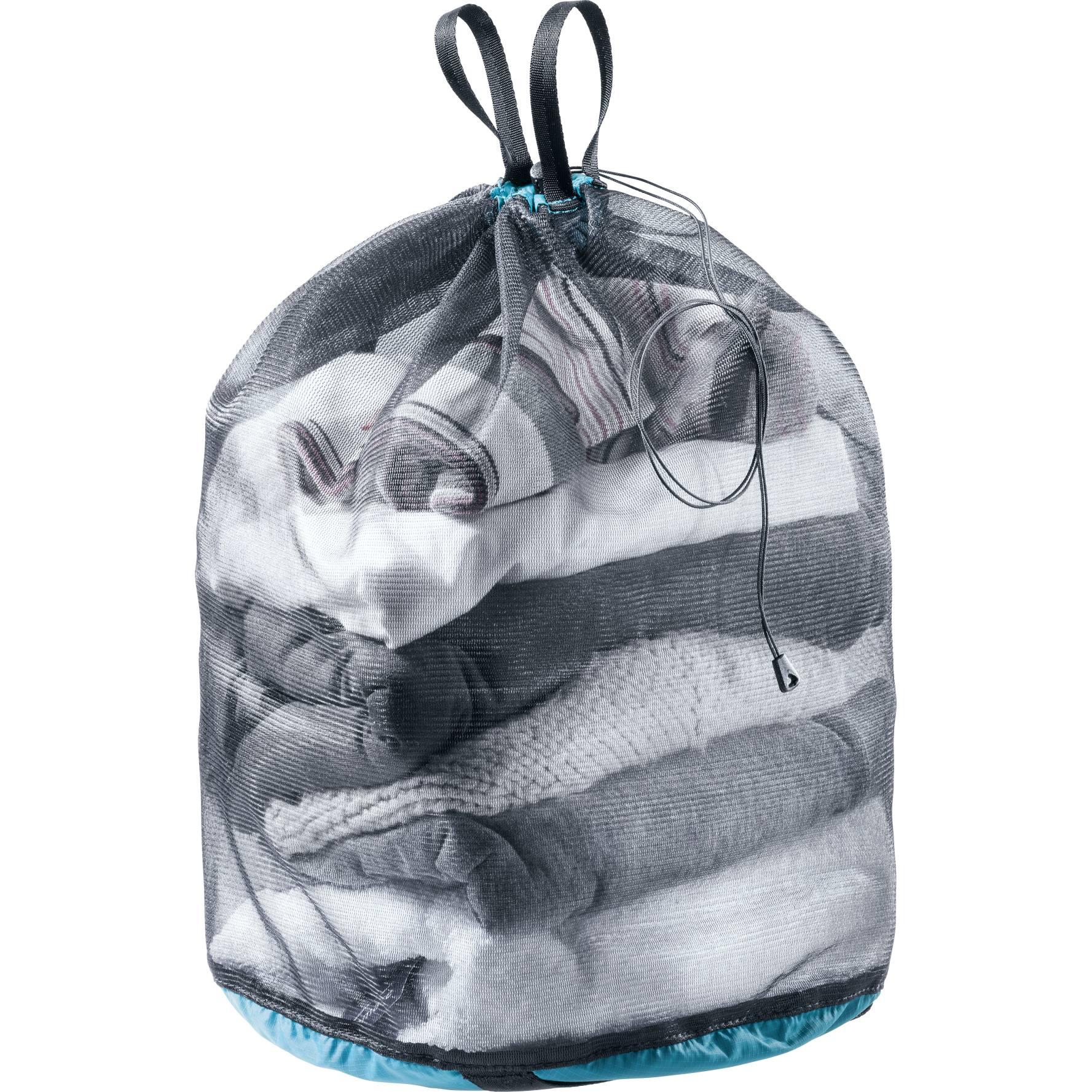 Image of Deuter Mesh Sack 18 liters - tin-black