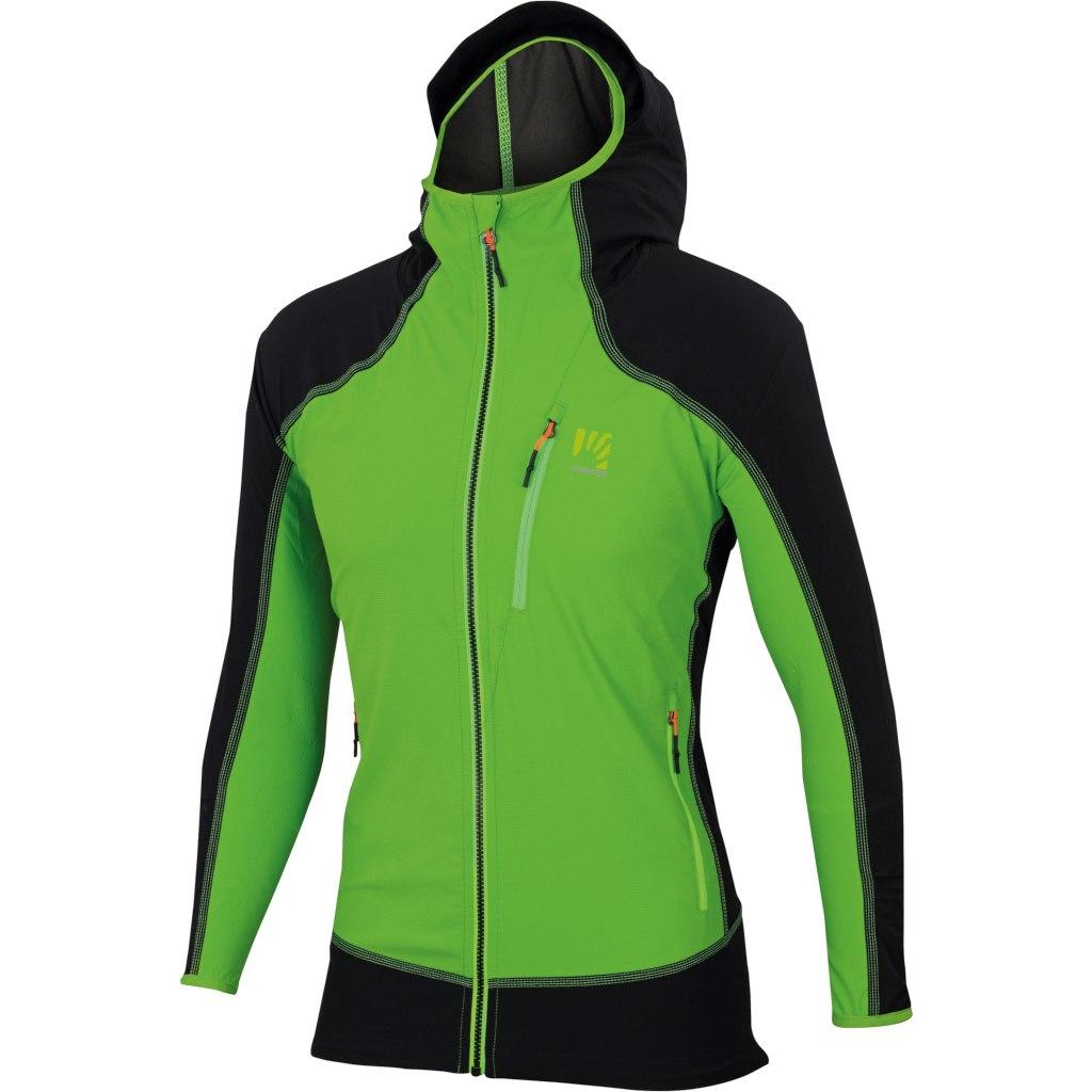 Karpos Parete Jacket - apple green/black