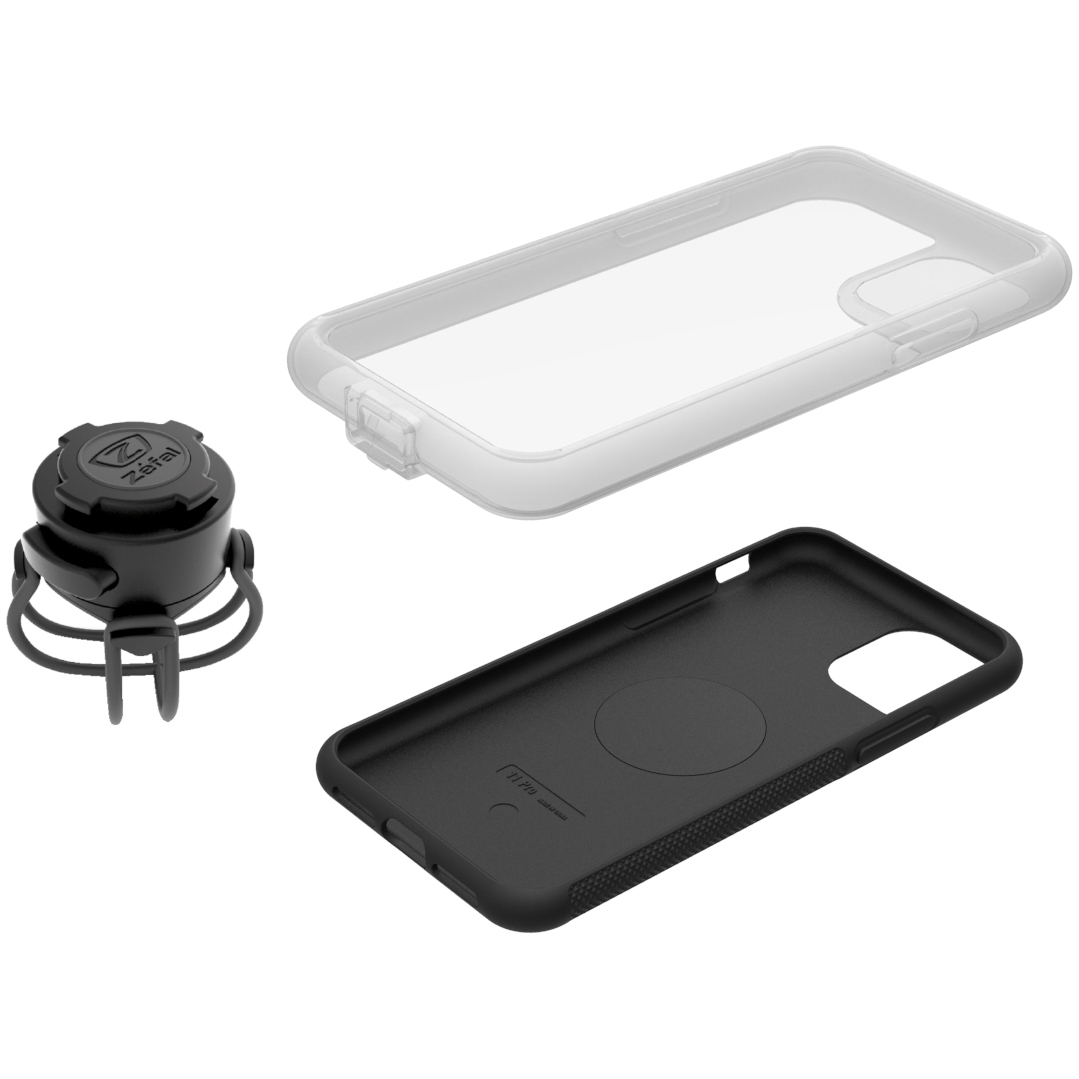 Zéfal Z-Console iPhone 11 Pro Bike Kit Smartphone Halter für Z Bike Mount