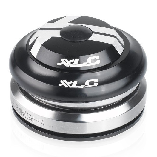 XLC HS-I05 Comp Integrierter Ahead Tapered Steuersatz 1 1/8 - 1.5 Zoll - IS41/28.6 | IS52/40