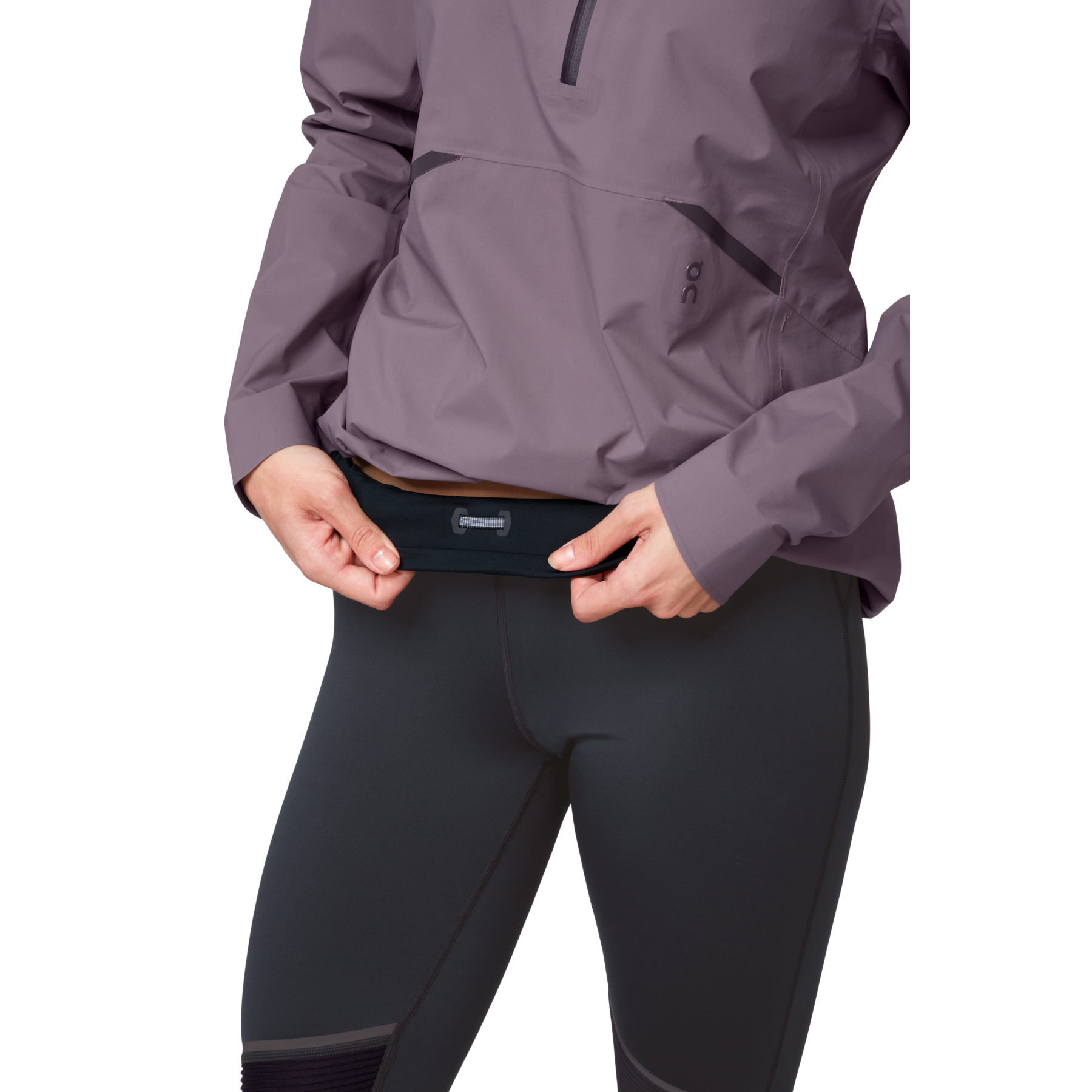 Image of On Tights Long Women - black