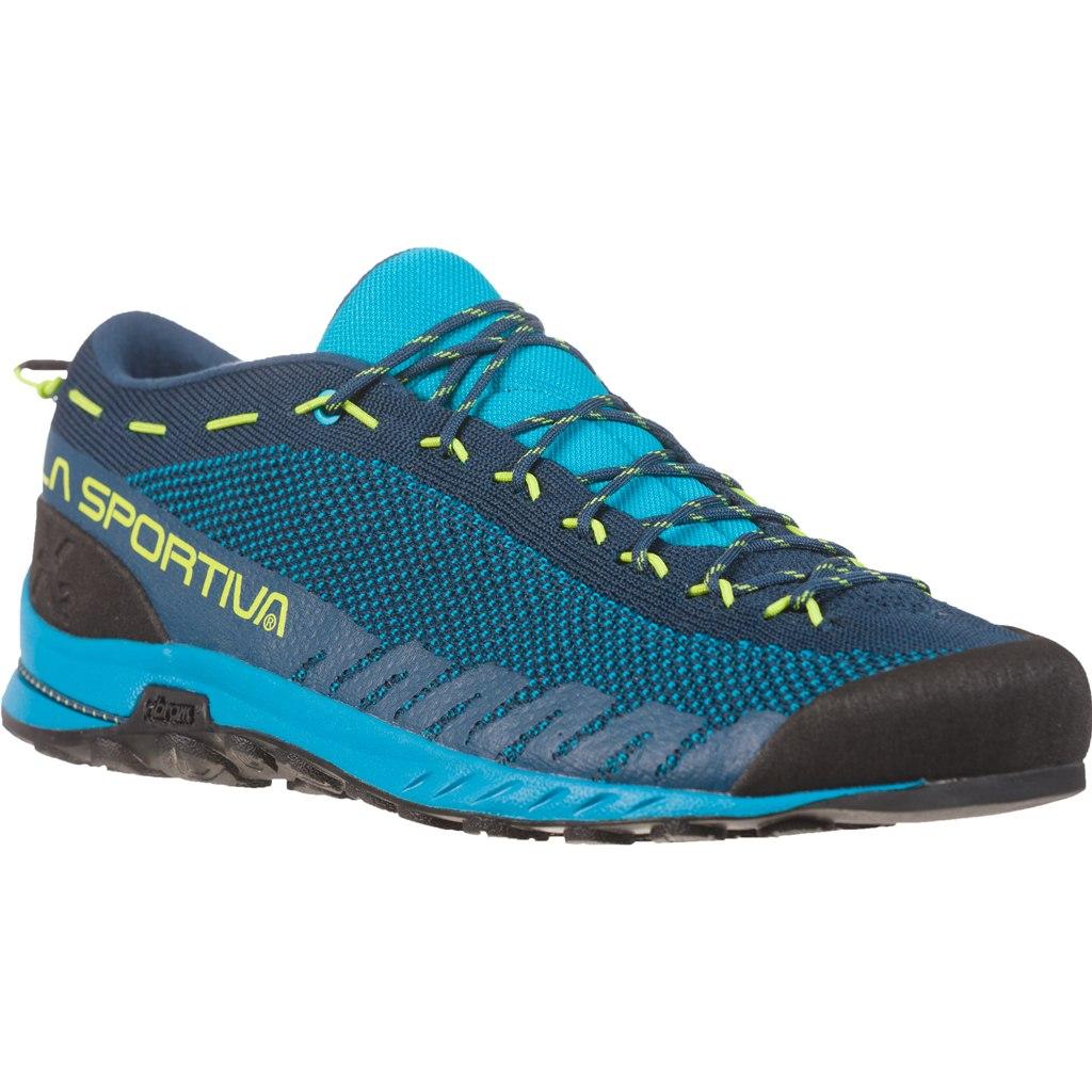La Sportiva TX2 Approach Shoes - Opal/Apple Green