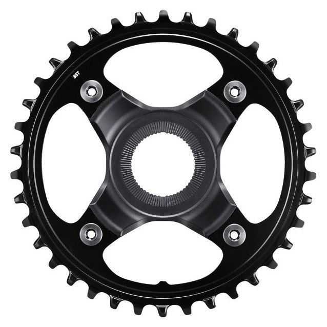 Picture of Shimano STePS SM-CRE80 Chainring for FC-E8000 / E8050 / M8050 - 1x10/11-speed - with 4-Arm Adapter