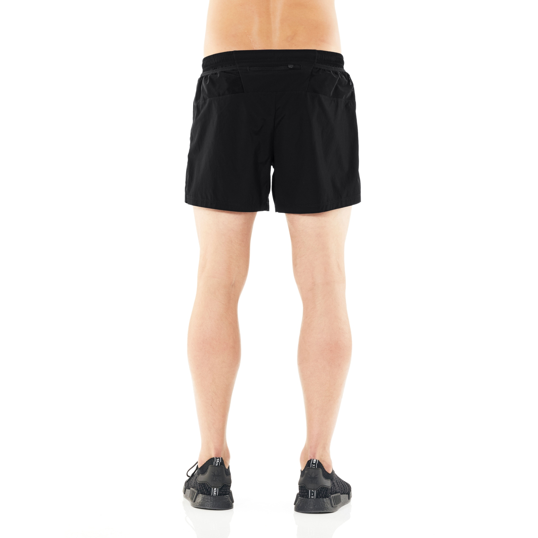 Bild von Icebreaker Impulse Running Herren Shorts - Black