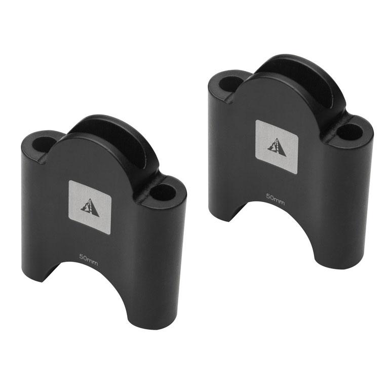 Foto de Profile Design Aerobar Bracket Riser Kit