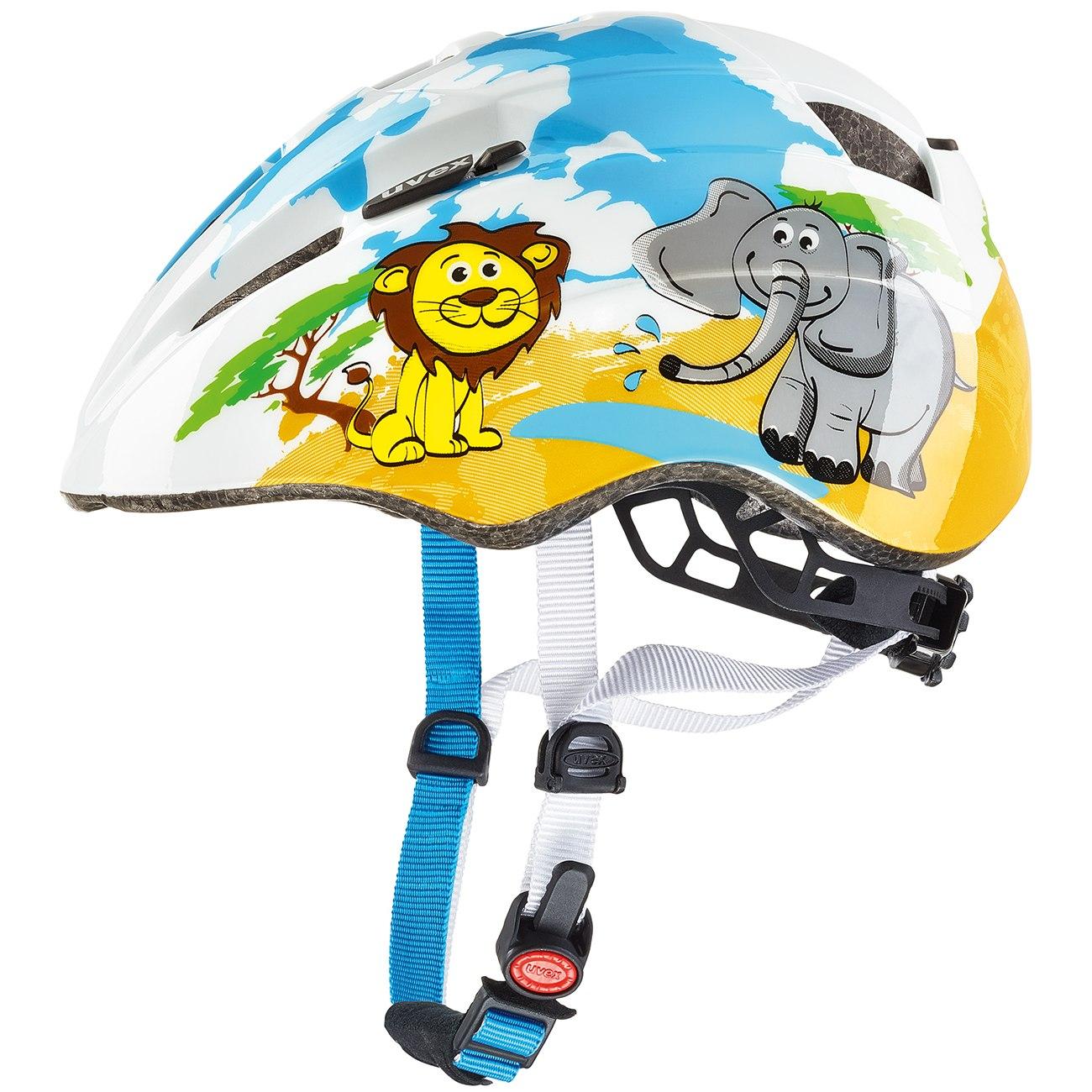 Uvex kid 2 Kids Helmet - desert