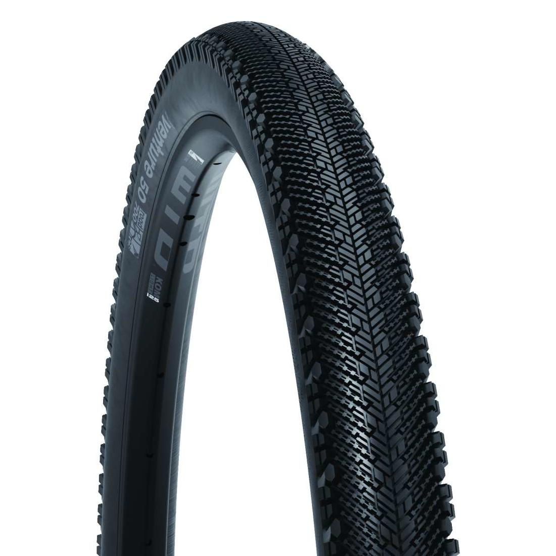 Bild von WTB Venture TCS Light/Fast Rolling Faltreifen - SG2 - 47-622 / 700 x 50C - schwarz