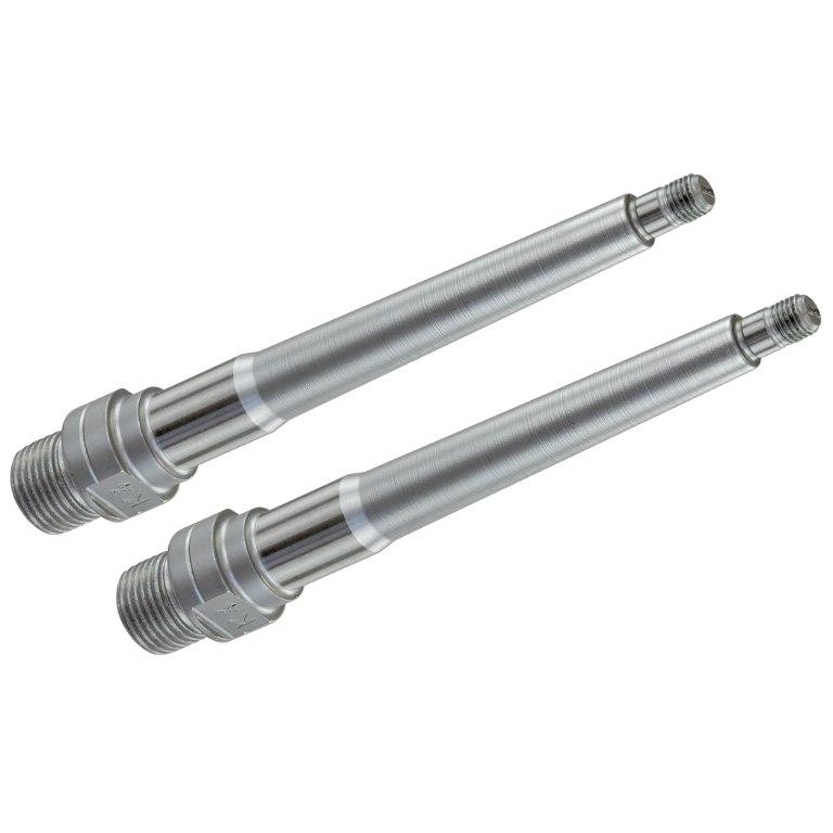 """DMR V12 V2 Pedal Axles 9/16"""" - 1 pair"""