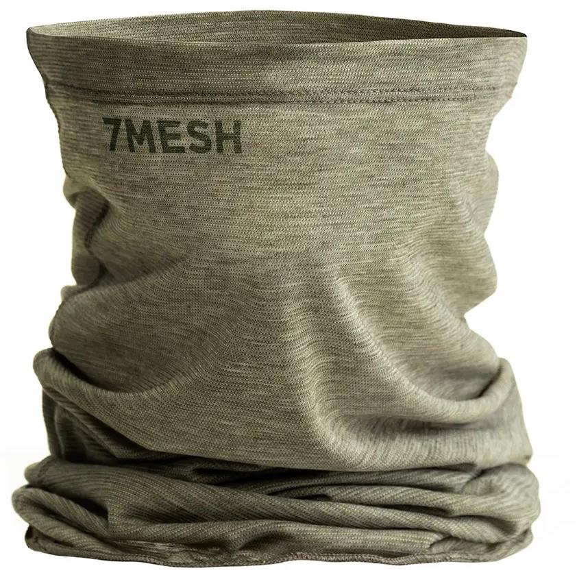 7mesh Elevate Braga de cuello - Lichen