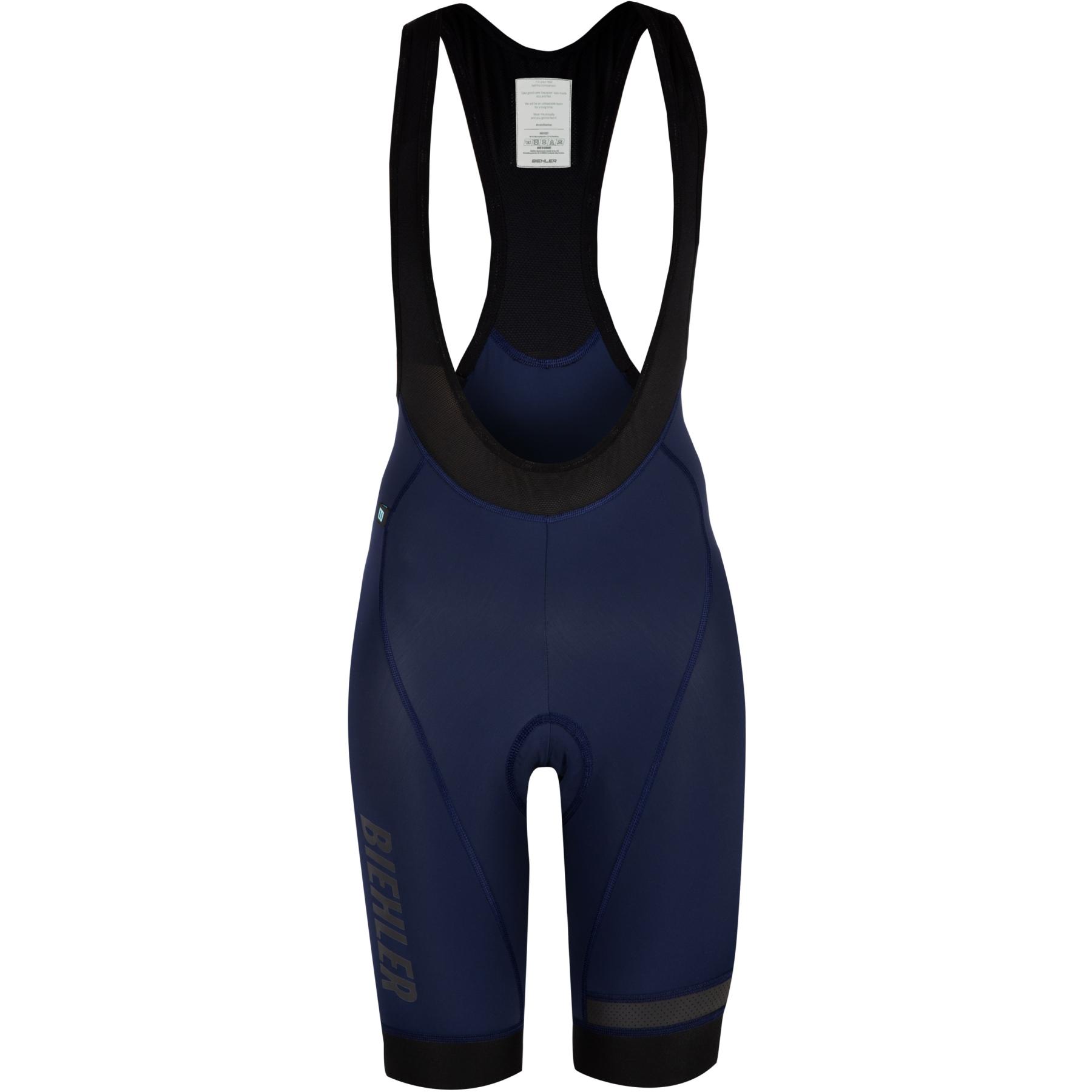 Biehler Neo Classic Signature³ Bib Shorts Women - night blue