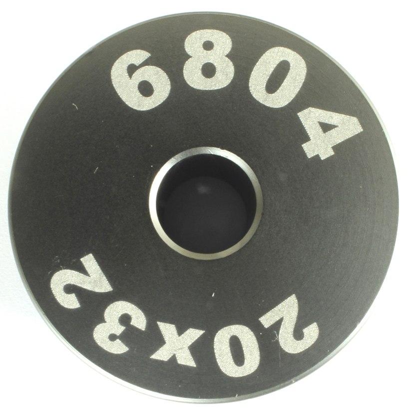 Enduro Bearings TKHT6804I Press-In Adapter for 6804 Bearings - 20x32mm