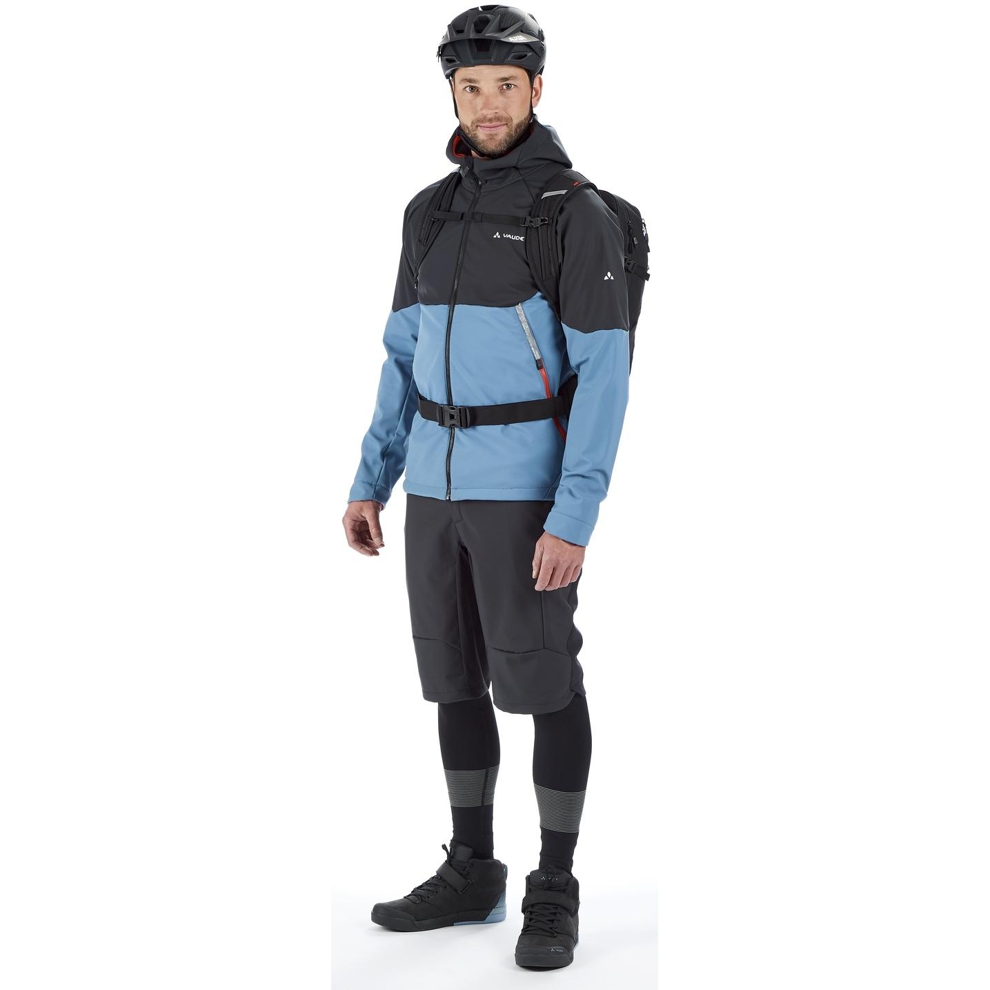 Image of Vaude Men's Qimsa Softshell Jacket - carmine