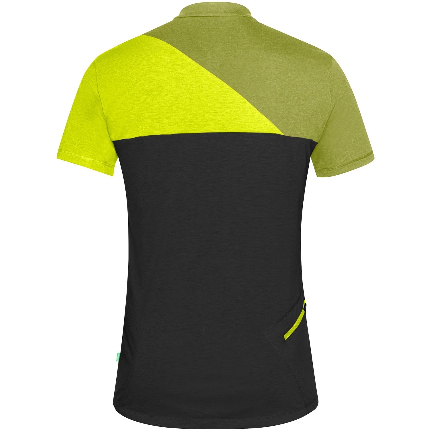 Bild von Vaude Tremalzo Shirt IV - black/green