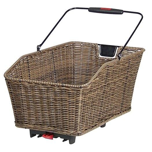 KLICKfix Structura GT Bike Basket for Racktime Carriers - 0315RBRF