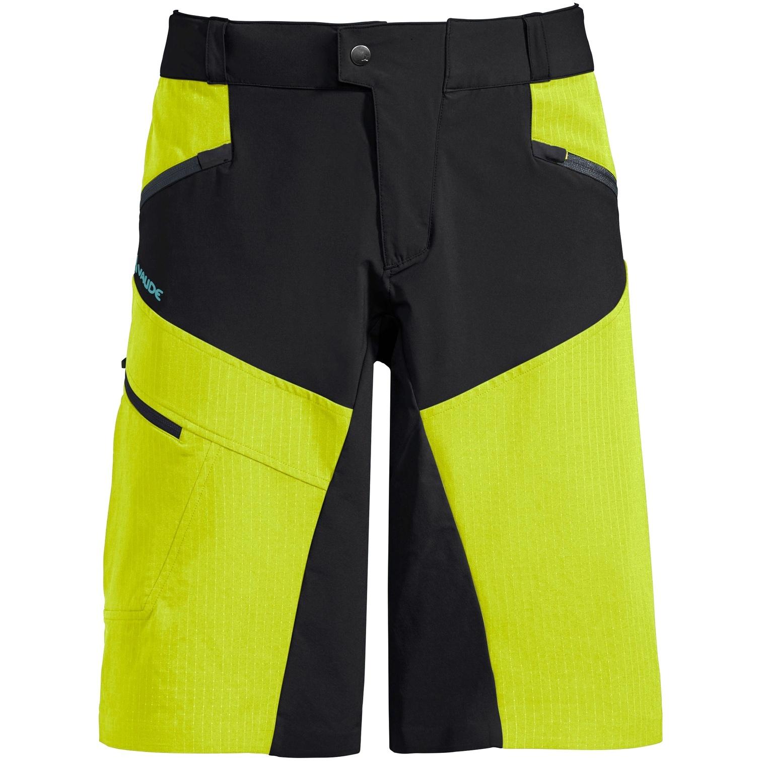 Vaude Virt Shorts - bright green