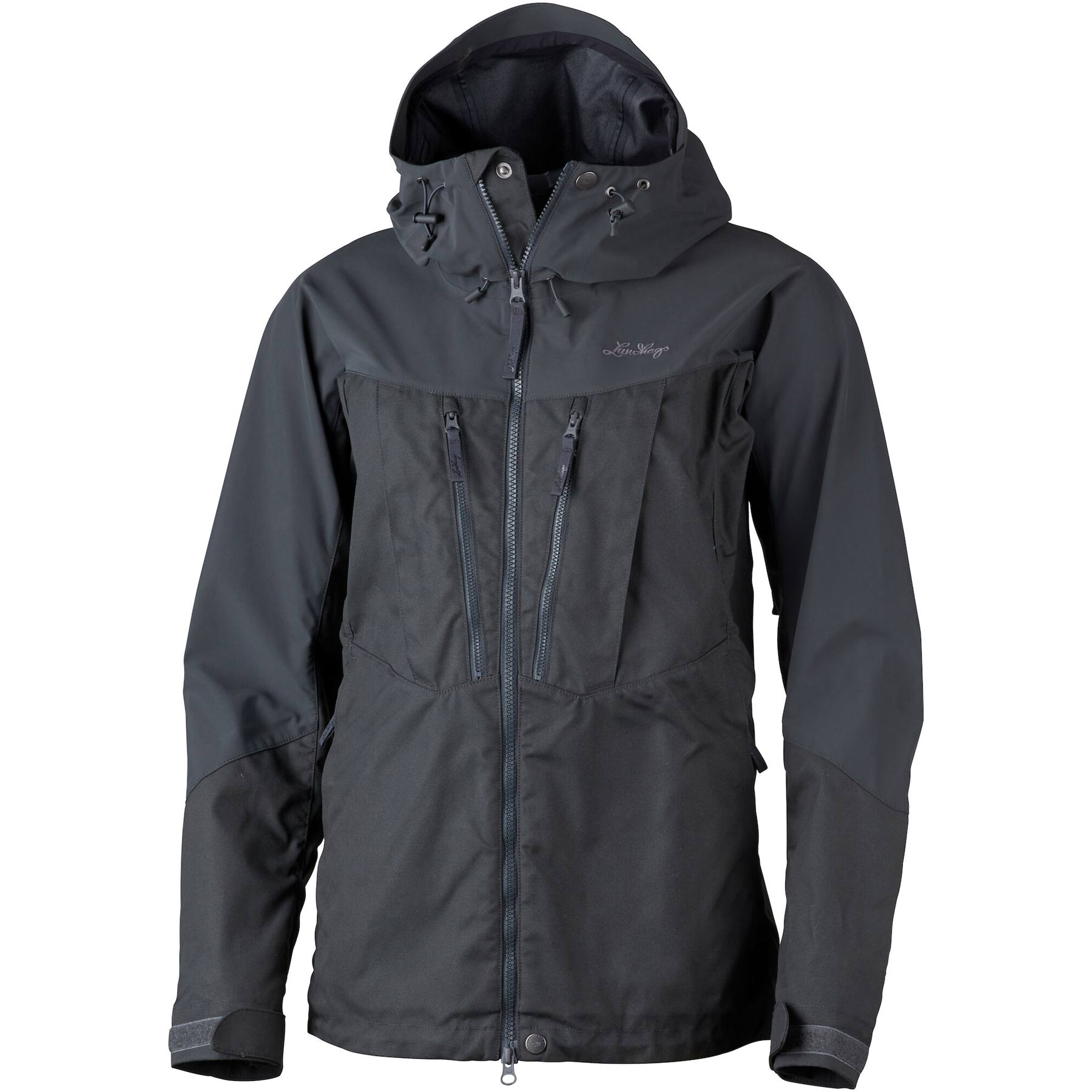 Lundhags Makke Pro Women's Jacket - Charcoal 890