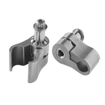 Image of Jagwire Hose Guides two-piece (2 pcs)