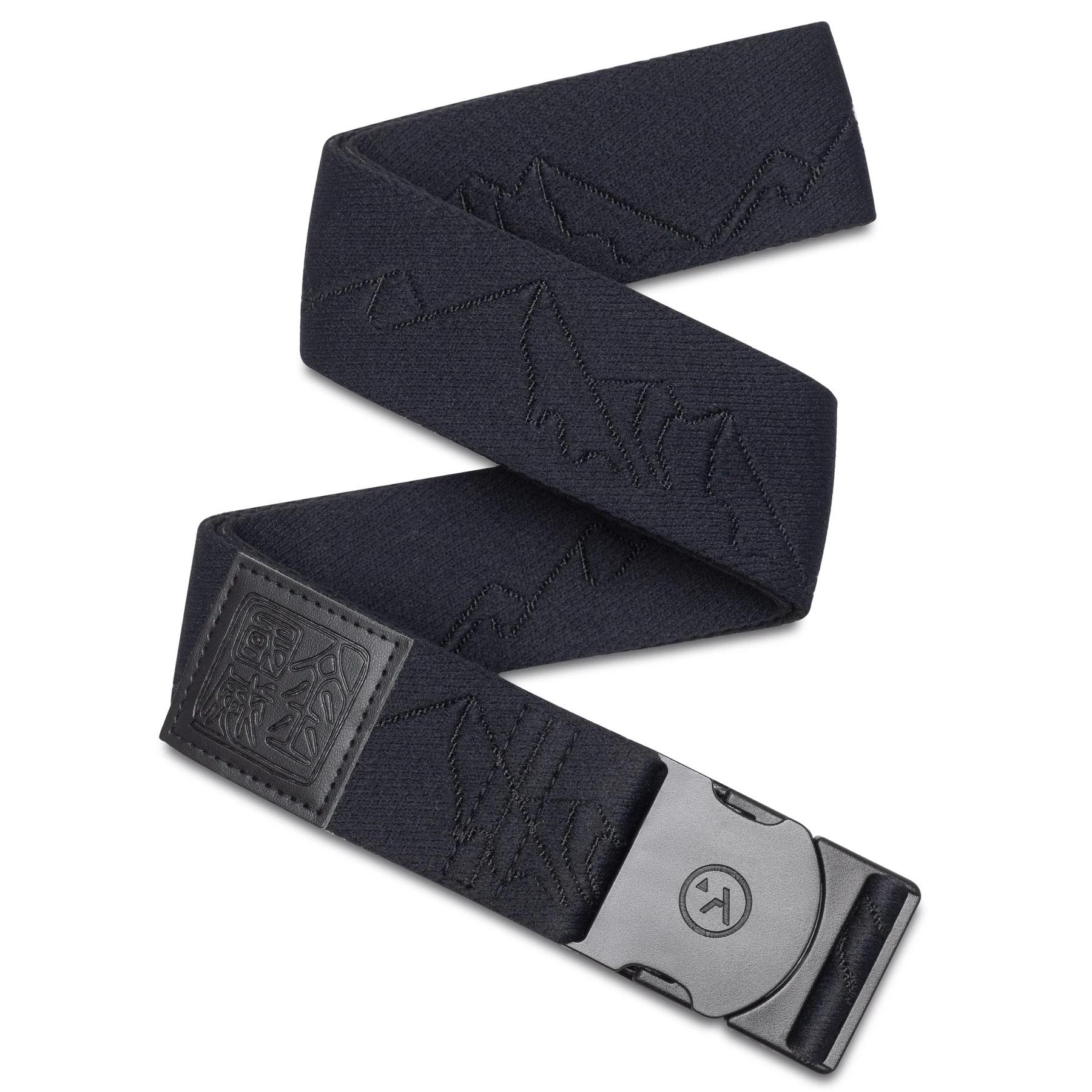 Arcade Rambler Jimmy Chin Collab Cinturon - Black