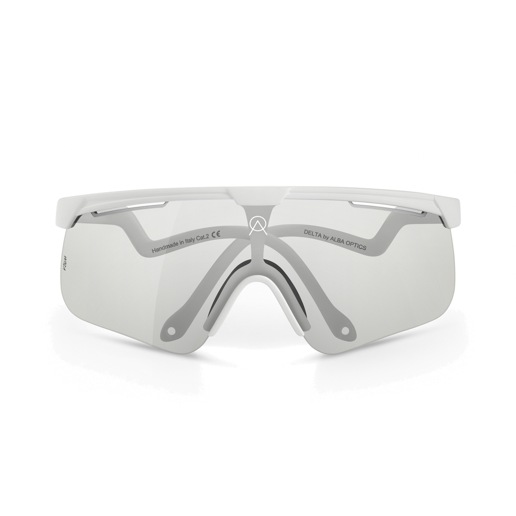 ALBA Delta White / VZUM AF Glasses