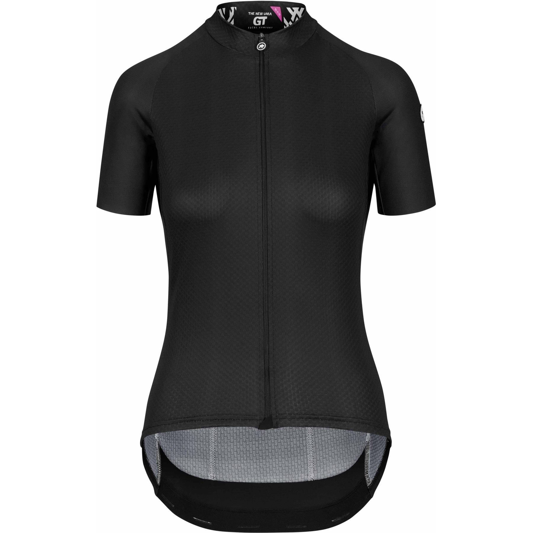 Assos UMA GT Summer Short Sleeve Jersey C2 Women - blackSeries