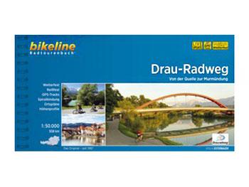 Bikeline Radtourenbücher - Drau-Radweg