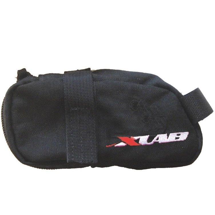 XLAB Mini Bag Satteltasche - schwarz