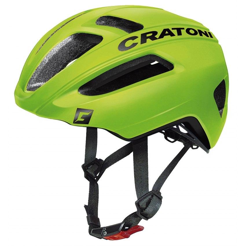 CRATONI C-Pro Helmet - lime rubber