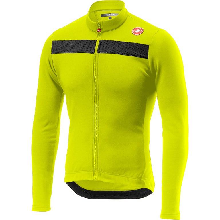 Produktbild von Castelli Puro 3 Trikot - yellow fluo 032