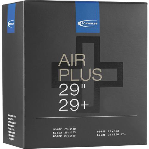 "Schwalbe Tube - Air Plus -  29""+ (54/65-622) - AV 19+AP - Auto-Valve"