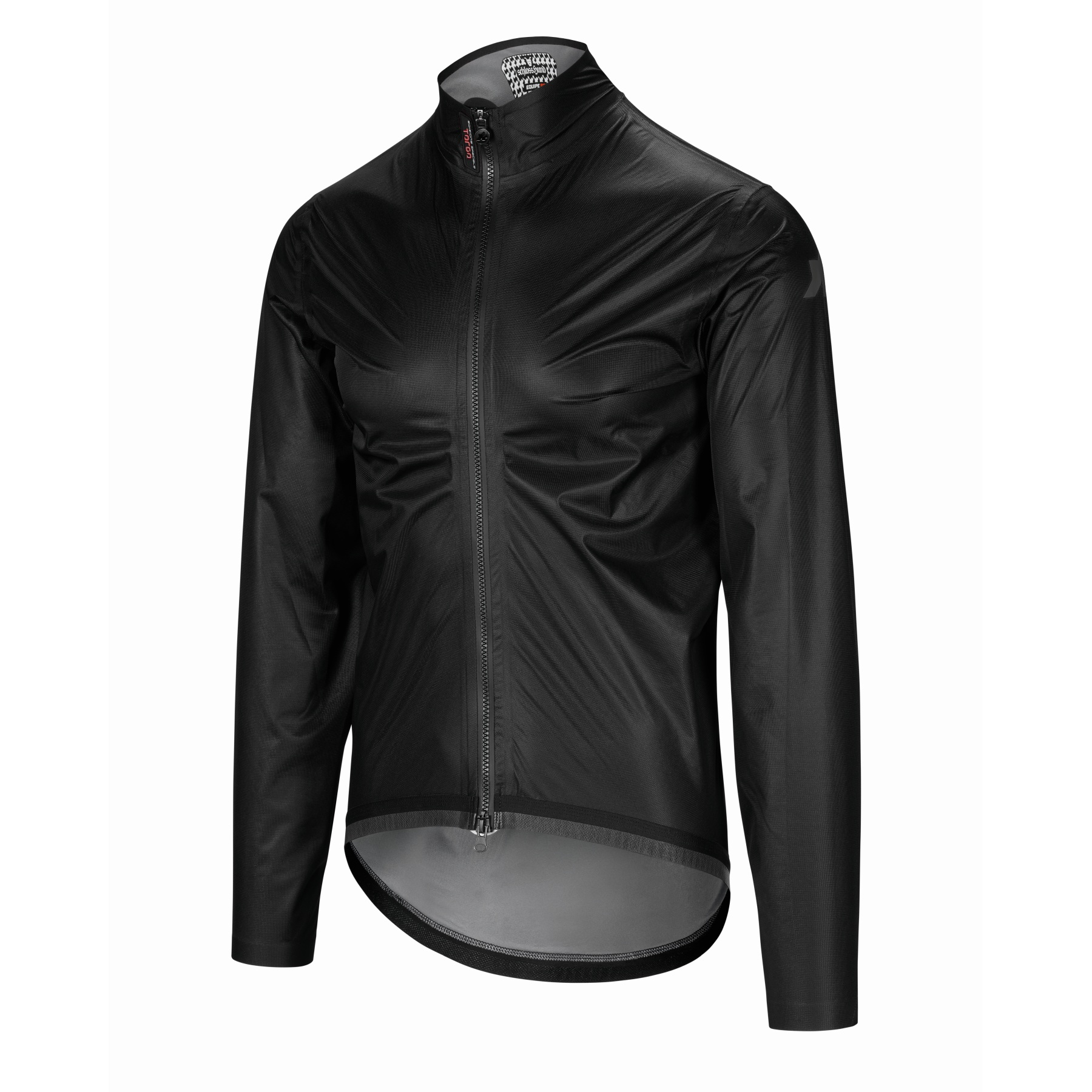 Image of Assos EQUIPE RS Rain Jacket TARGA - black