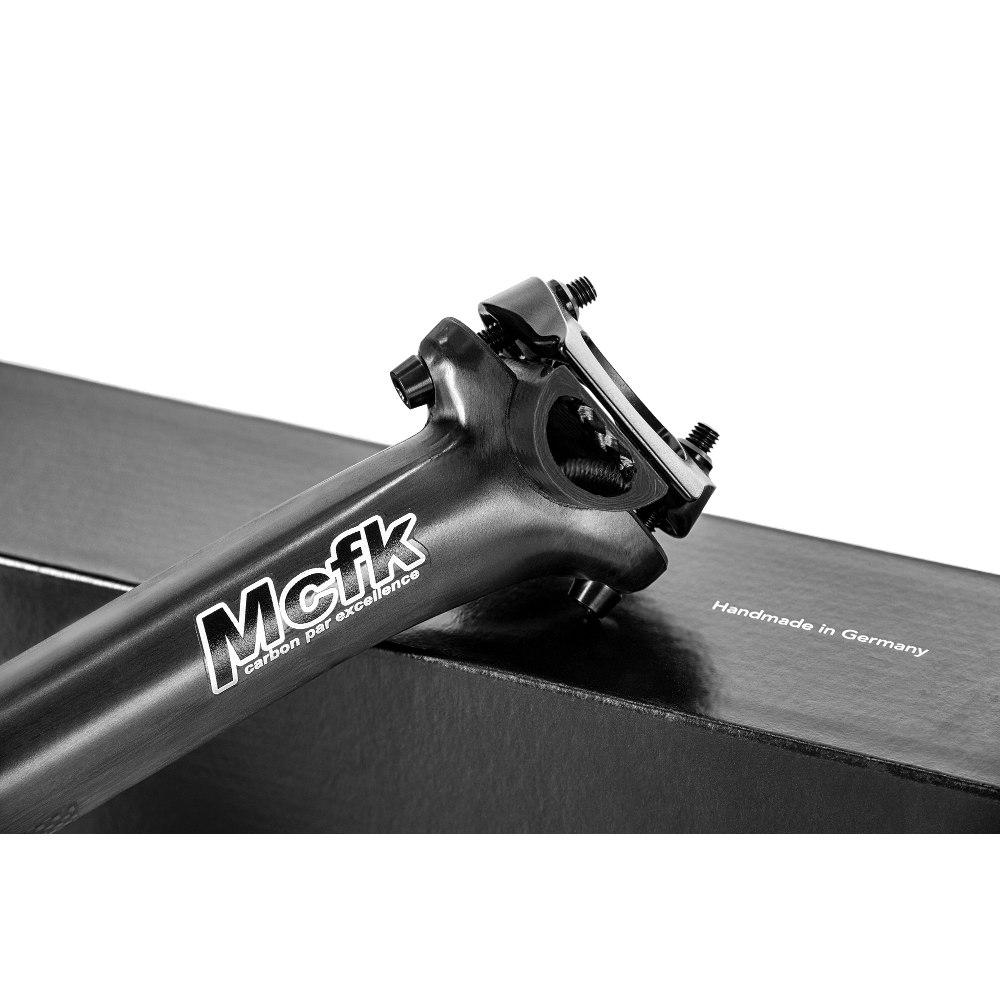 Image of Mcfk Seat Post - 30.9mm - UD Carbon matt