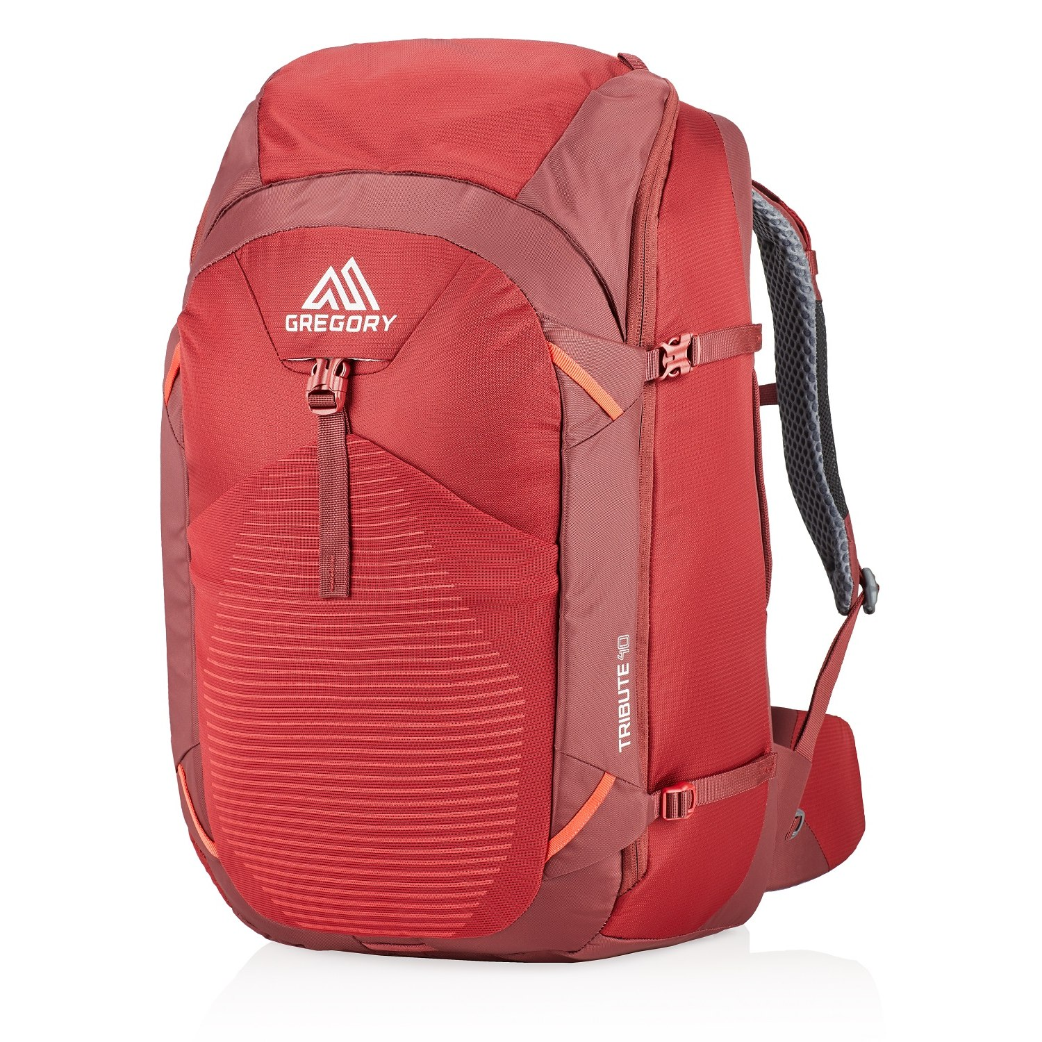 Gregory Tribute 40 Women's Backpack - Bordeaux Red